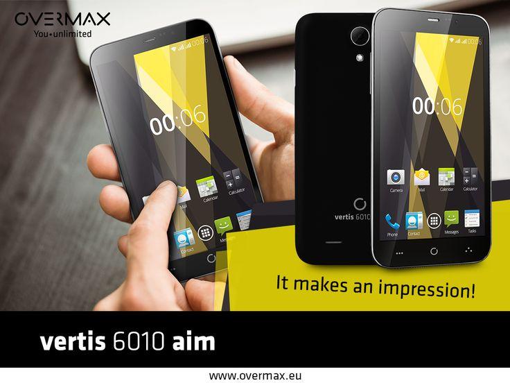 VERTIS 6010 AIM - noul smartphone Overmax . Polonezii de la Overmax anunță lansarea unui nou smartphone VERTIS 6010 AIM, ce va putea fi găsit în magazinele din România începând cu jumăta... http://www.gadget-review.ro/vertis-6010-aim/