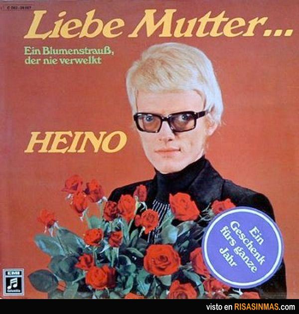 Las mejores portadas de discos: Heino, Liebe Mutter...
