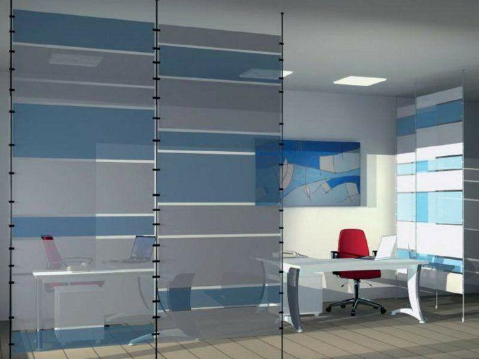 raumtrenner regal best ideen raumteiler vorhang weisse deko wand blau with aktenregal wei treppe