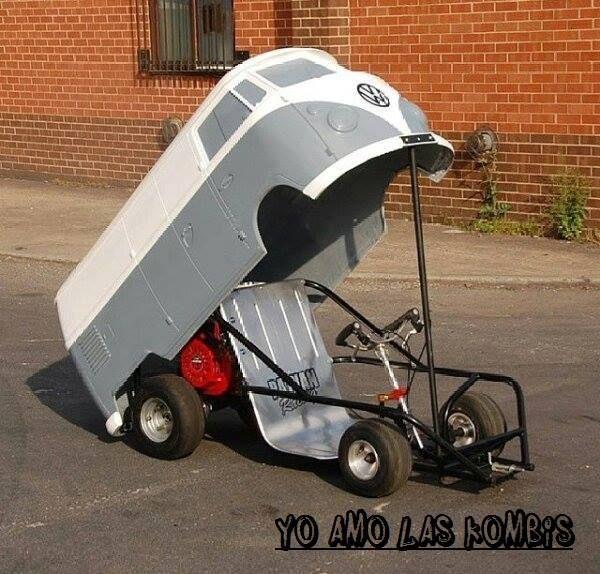 550 best mini bikes go karts images on pinterest mini for Golf cart plans
