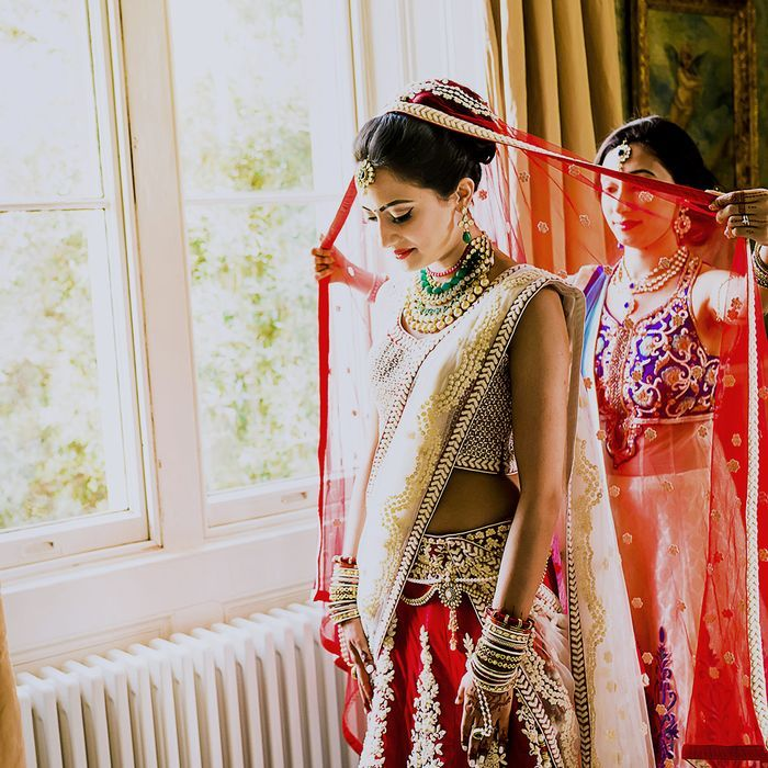 Nine Commandments Brides Must Abide By A Day Before Their Wedding Best Indian Wedding Dresses Nontraditional Wedding Dress Wedding Saree Indian