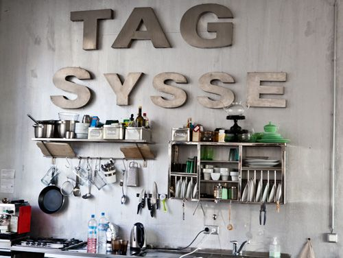 Inspired By Creatives Living In Berlin | Shelving, Open Kitchens And  Kitchens