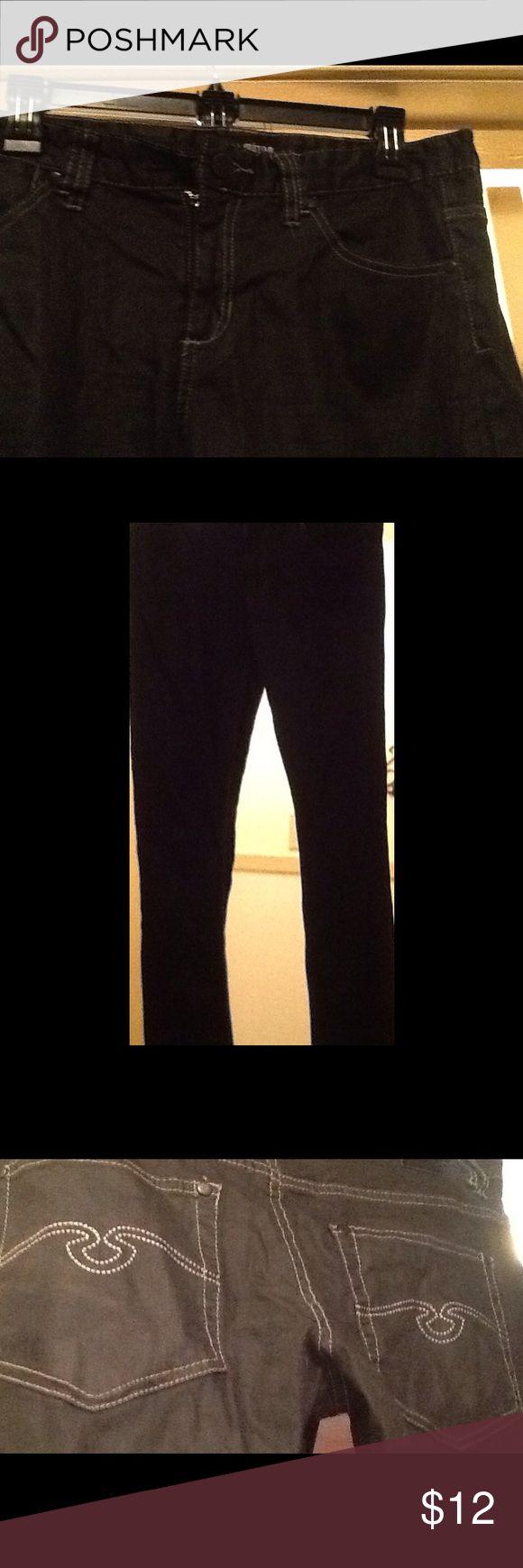 Métro Rue 21 Men's/Boy's dark jeans Regular dark men/boys jeans Rue 21 Jeans
