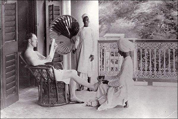 Kolonialisierung Indien