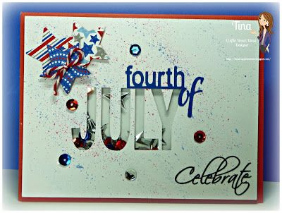 cricut 4th of july cards