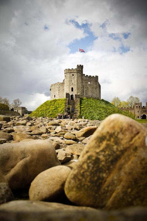 Cardiff Castle!!! (by Natesh Ramasamy)  Cardiff, Wales