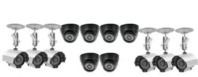 We are the only dealer shop of CCTV cameras offering wide range of indoor and outdoor cameras for daytime as well as nighttime surveillance. We provide free installation with new cameras. We also offer individual camera installation, repairing and AMC services to our customers.
