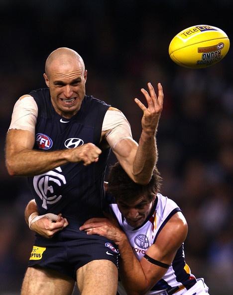 AFL Rd 8 - Carlton v Adelaide - Chris Judd  http://footyboys.com