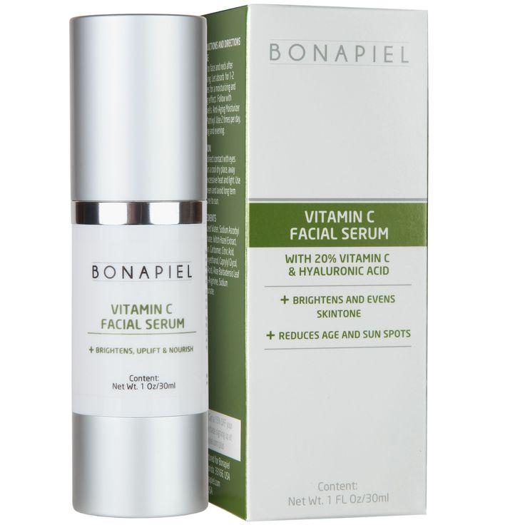 Il post di oggi è dedicato a #Bonapiel Siero Viso Vitamina C, un prodotto studiato per elasticizzare, illuminare e idratare la pelle.