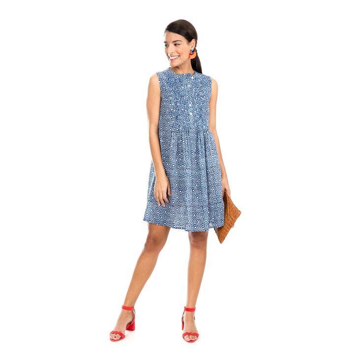 Naolin Isola Dress