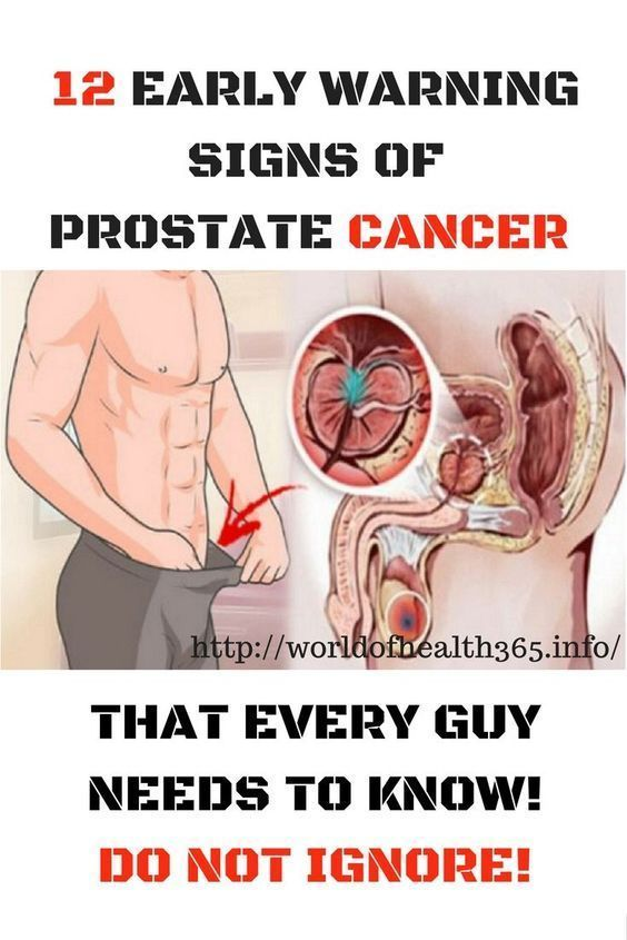 12 early warning signs of prostate cancer that every guy needs to12 early warning signs of prostate cancer that every guy needs to know! do not ignore naturalcureshouse