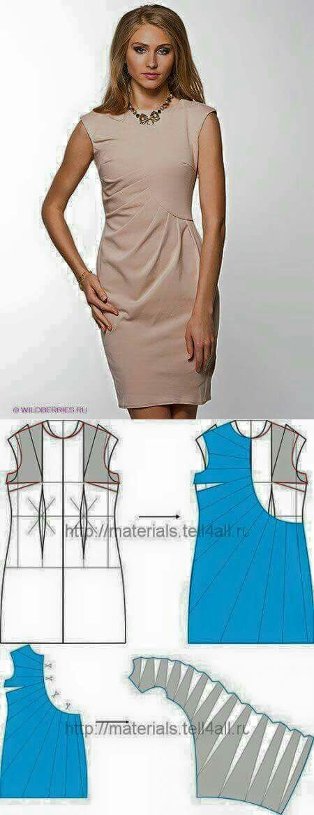 Draperi dress