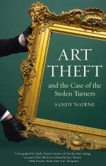 he theft of high-profile works of art is not new and recurs on a fairly regular basis. In 1994 two important paintings by J.M.W. Turner (then valued at £24 million) were stolen from a public gallery in Frankfurt while on loan from the Tate in London. Sandy Nairne, who was then Director of Programmes at the Tate, became centrally involved in the pursuit of the pictures and in the negotiation for their return.  http://www.reaktionbooks.co.uk/book.html?id=477#