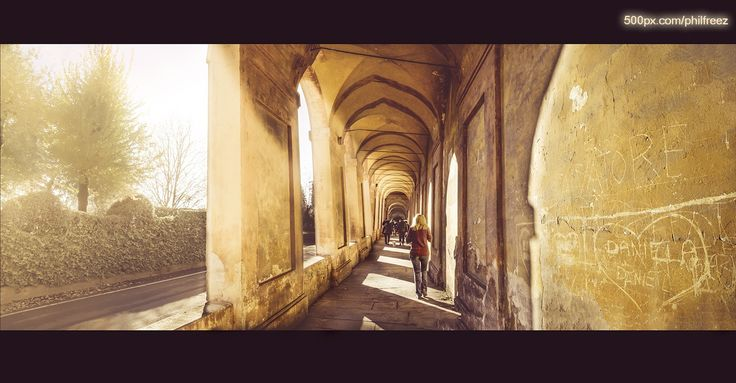 .::L0VE R0AD::. by Luca Lorenzelli on 500px  #architecture #architettura #archways #bologna #city #cityscape #lightroom #love #paint #painting #photoshop #portici #walking #warm #tutorials #presets #adobe #photographers #professional #infographic #warm #poetry #poetic #artistic #art #allart #instagram #instagramers