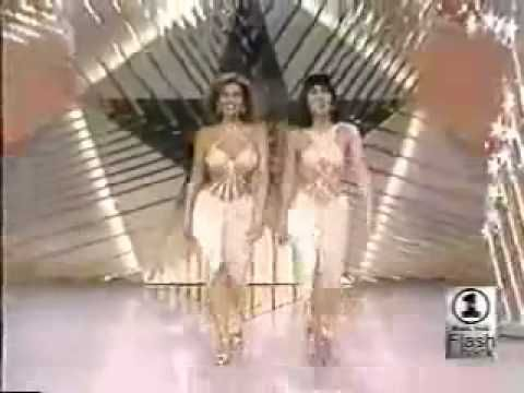 Raquel Welch and Cher