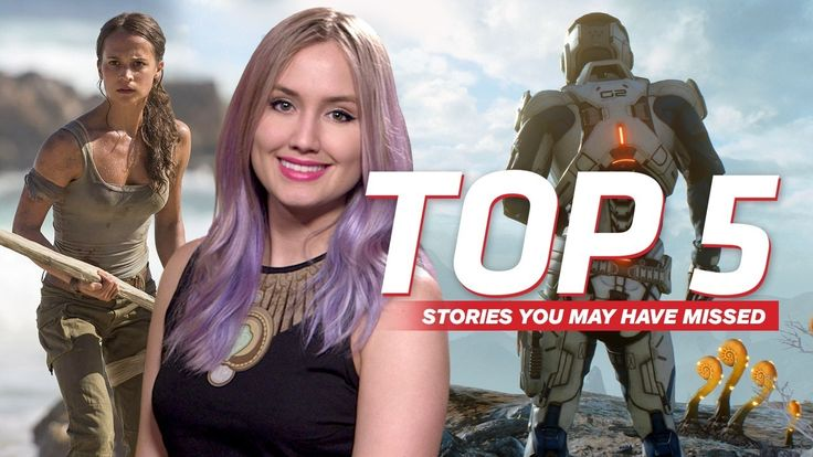 Tomb Raider Movie and Mass Effect: Andromeda Fixes - IGN Daily Fix New Tomb Raider images release Bioware talks about changes coming to Mass Effect: Andromeda and more stories you may have missed. April 01 2017 at 04:00AM  https://www.youtube.com/user/ScottDogGaming