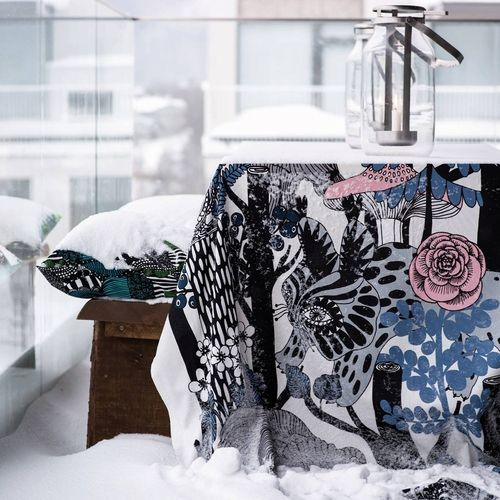 Marimekko Veljekset Finland 100 Year Anniversary Fabric