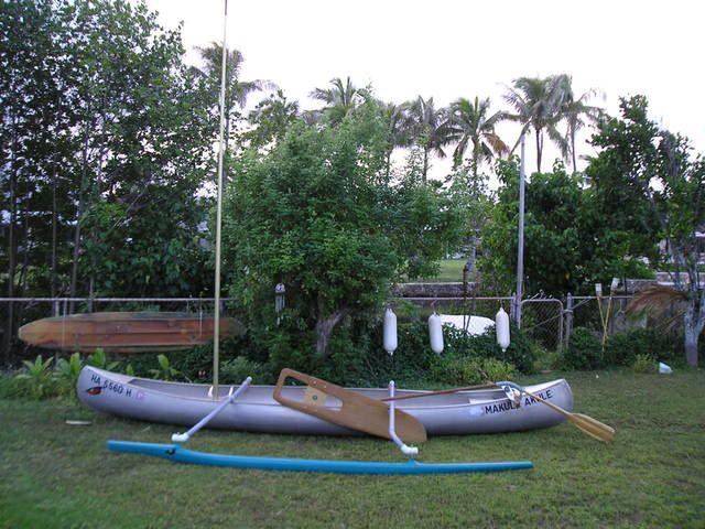 sail kits for 70s era Grumman canoe | Bushcraft USA Forums