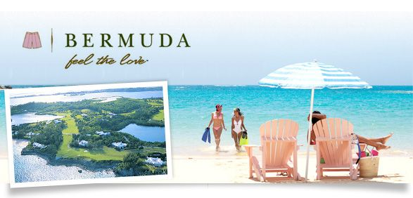Bermuda golf vacation for your family