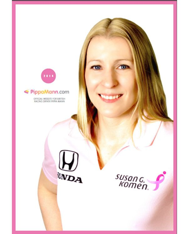 Get a Hero Card, hand-signed by Pippa Man! #PippaGoesPink