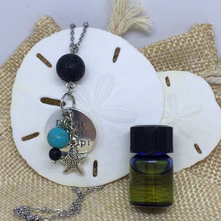 Handmade Essential Oil Jewelry Ornaments Home by FrugalMommas