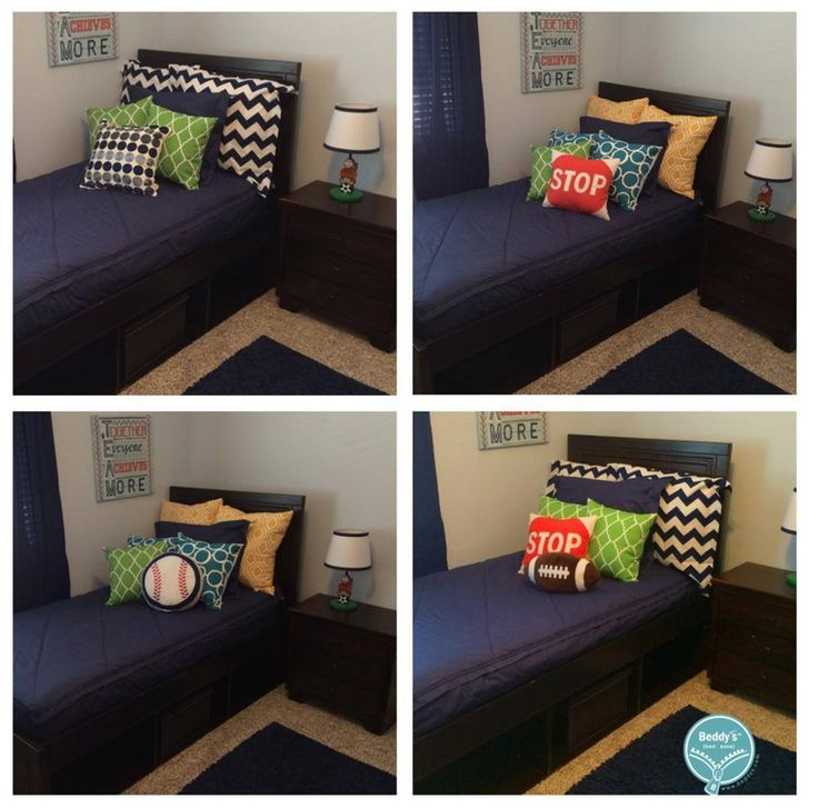 Navy Zipper Bedding Beddys Beds Where FASHION Meets FUNCTION
