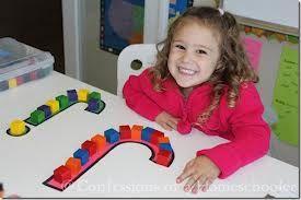 Esta é uma excelente atividade para o desenvolvimento de habilidades de pré-escrita       As habilidades para pré-escrita são late...