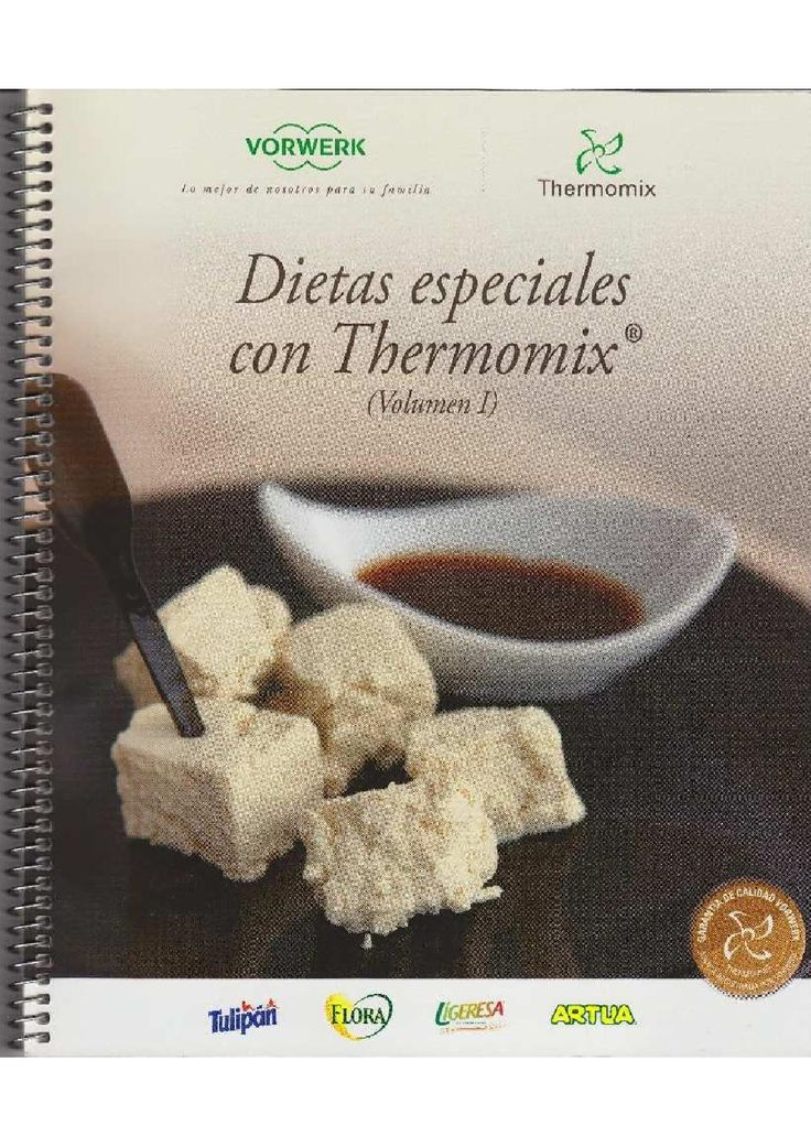 ISSUU - Thermomix dietas especiales vol i de Fiesta Thermomix