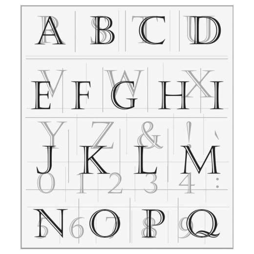 Best calligraphy alphabet copperplate images on