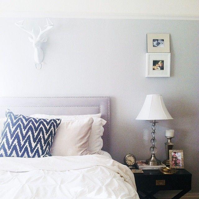 Simple Elegant Bedroom: Simple, Elegant, Elevated Bedroom By Instagram Fan @Ashley