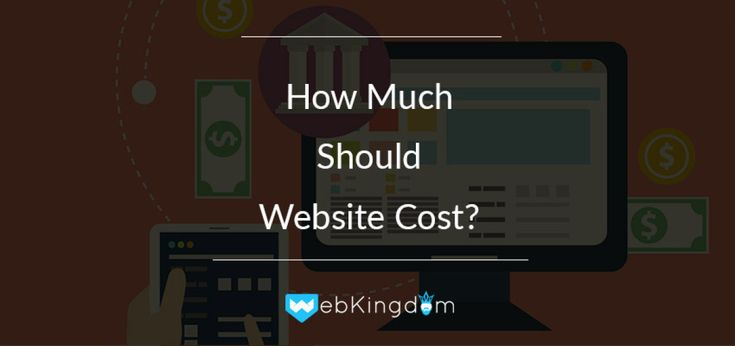 How Much Should Website Cost?