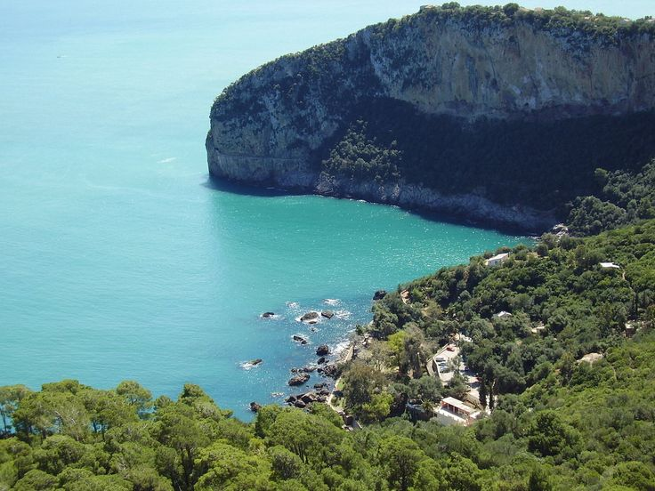 Le Parc National de Gouraya, Algerie