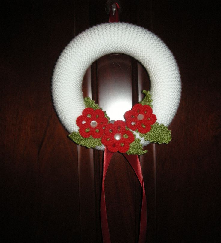 17 Best images about wreaths on Pinterest Lace, Cross stitch and Wedding