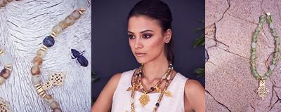 #Ethical #jewellery #AfricanJewellery from @PembeClub new Selous Range, 2015