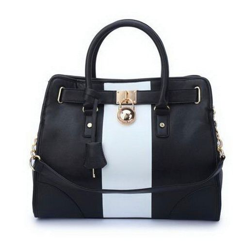 2017 new Michael Kors Hamilton Center Stripe Large Black White Totes sale online, save up to 90% off being unfaithful limited offer, no duty and free shipping.#handbags #design #totebag #fashionbag #shoppingbag #womenbag #womensfashion #luxurydesign #luxurybag #michaelkors #handbagsale #michaelkorshandbags #totebag #shoppingbag