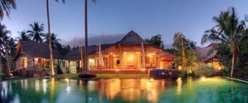 Villa Coco at Tanah Lot Tabanan Bali