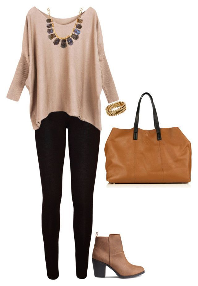 """""""teacher outfit"""" by charissadee on Polyvore featuring WearAll, Christina Greene, Alice Menter and Nadia Minkoff"""