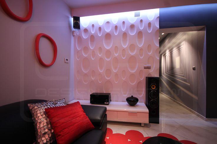 Panele dekoracyjne DEKOR 04 - Loft Design System