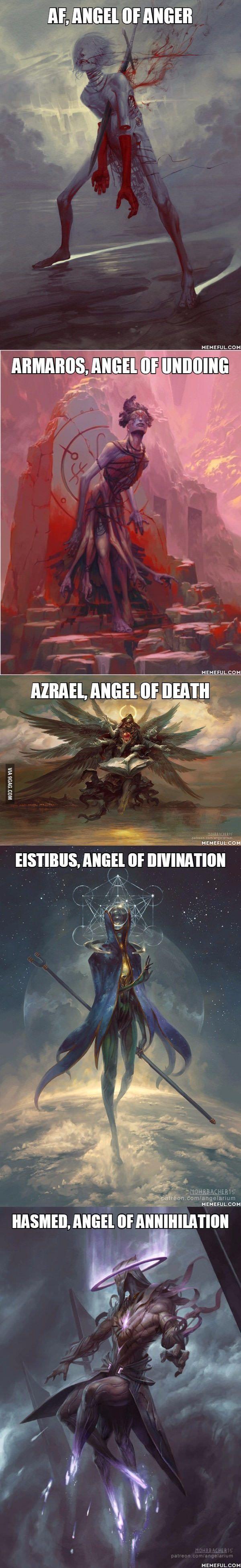 Angelarium (Part 1)