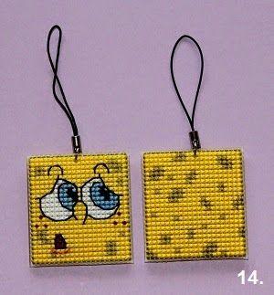 SpongeBob - breloczek (14)