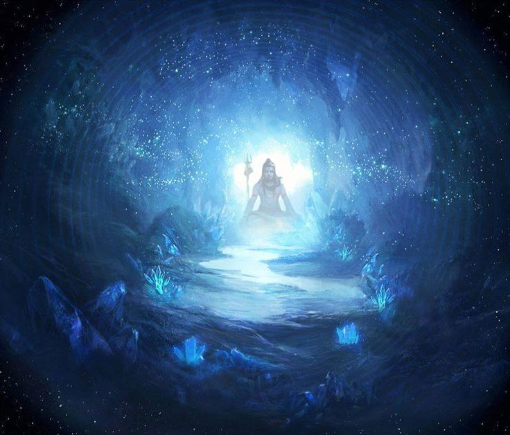 shiva in meditation - Google Search