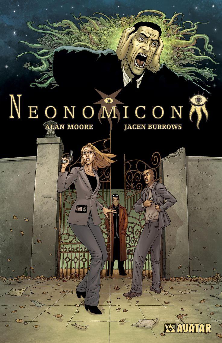 Neonomicon - Alan Moore, Jacen Burrows
