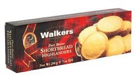 SUCRISSIME: les Shortbread écossais, comme ceux de chez Walkers