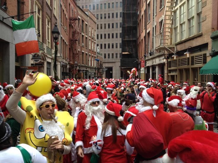 Anyone need a Santa