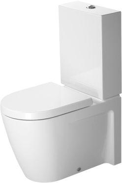 Toalettstol Duravit Starck 2