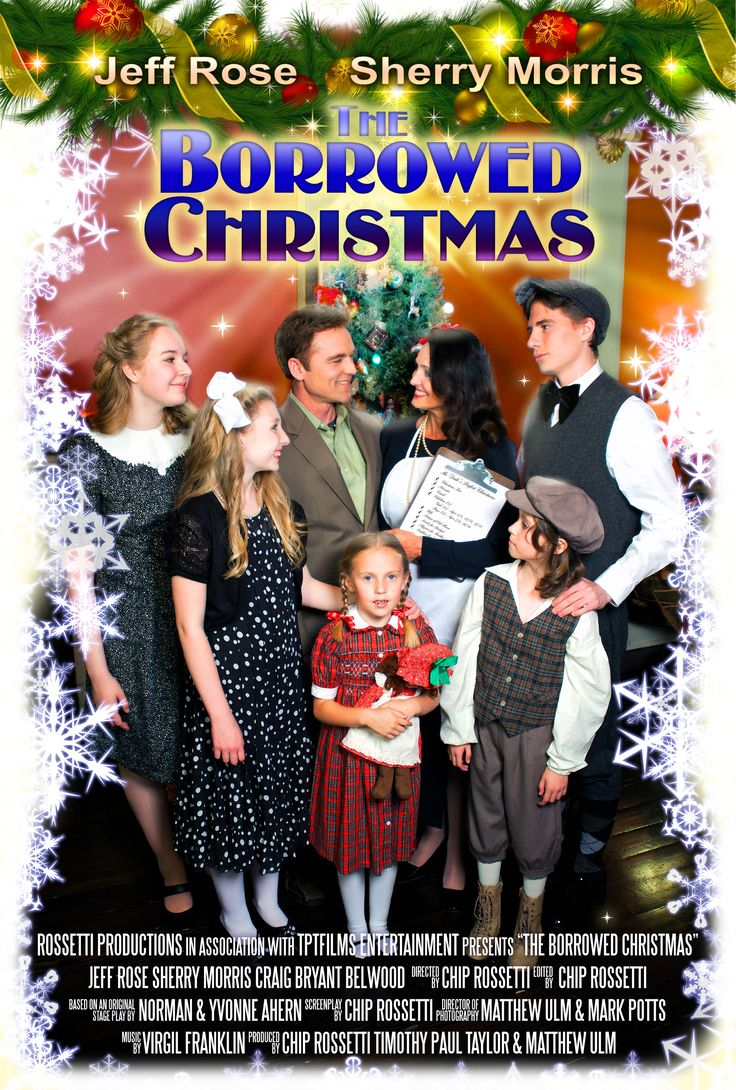 Checkout the movie The Borrowed Christmas on Christian Film Database: http://www.christianfilmdatabase.com/review/borrowed-christmas/