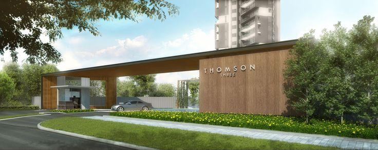 Thomson three entrance