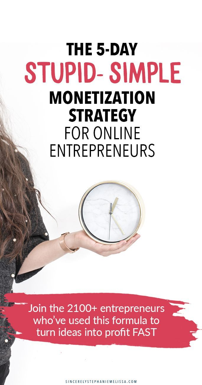 Do you have amazing ideas to make more money in your online business, but get totally overwhelmed and stop yourself from taking action? In this post I will motivate you to take action on your best profitable idea, and teach you a launch strategy that will turn that idea into profit in 5 days or less.
