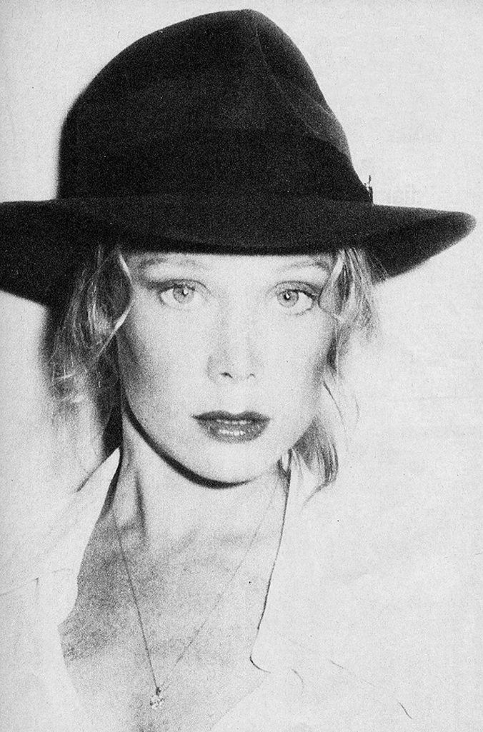 "Sissy Spacek aka ""Carrie"" from Brian De Palma's 1976 film."