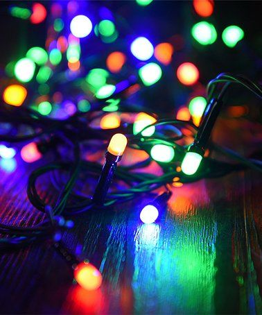 Loving this 100-Bulb Water-Proof Flexible LED Light String on #zulily! #zulilyfinds